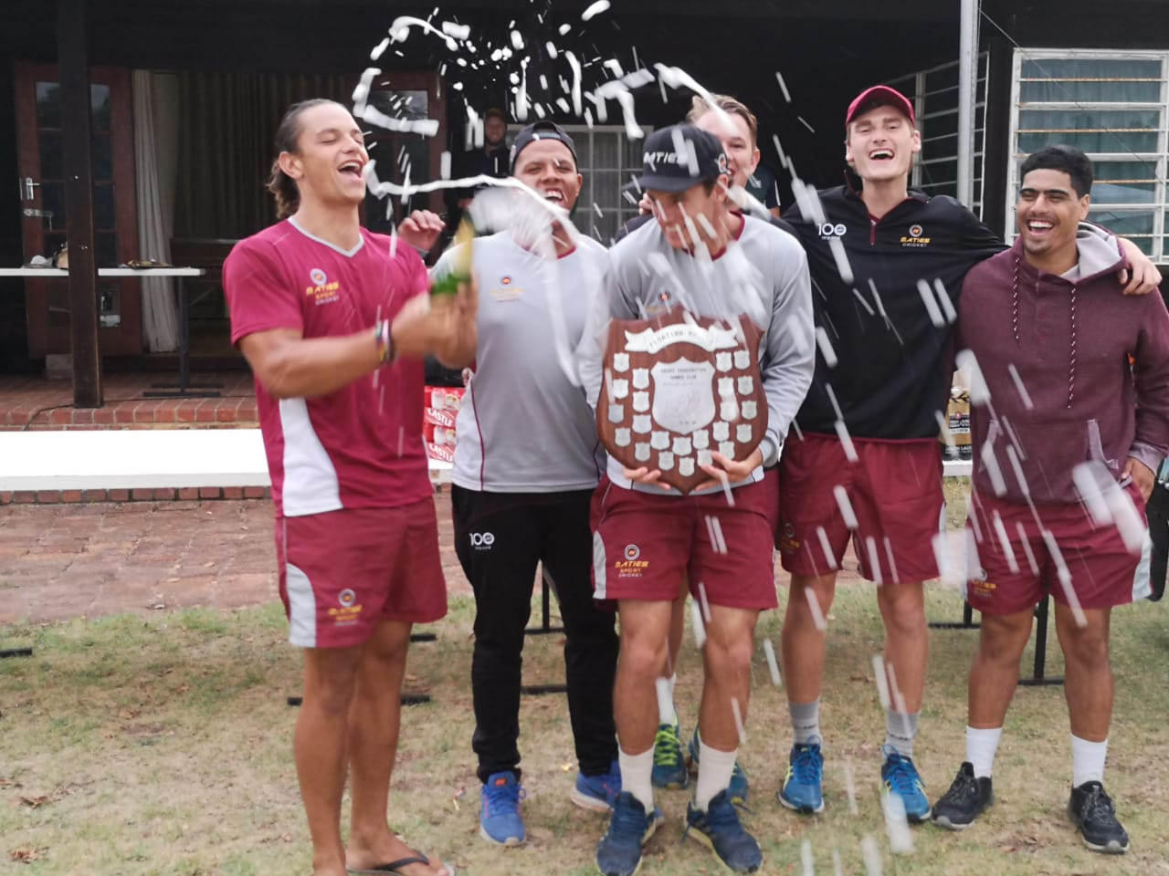 Deserving Winners, Maties!