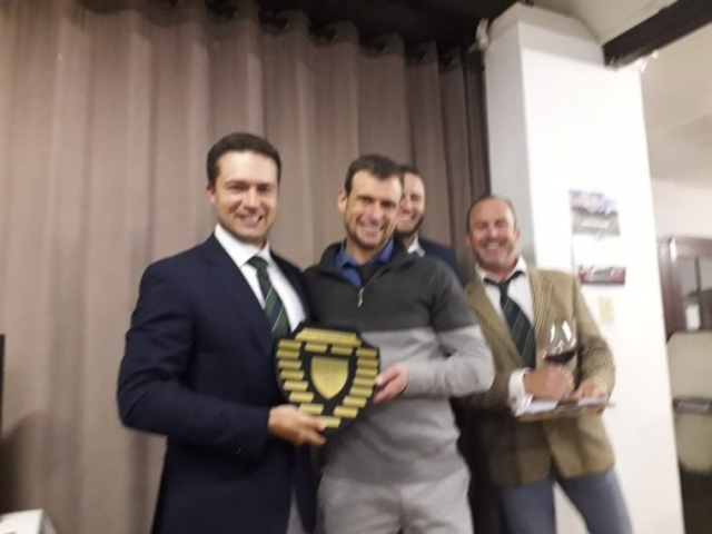 Batting Partnership of the Year - MC Uys and Gary Seaman