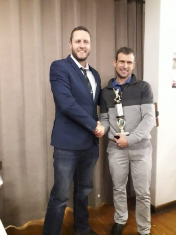 Batsman of the Year - Gary Seaman