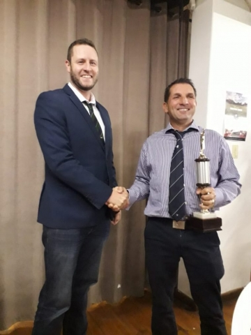 Bowler of the Year - Bruce Taylor