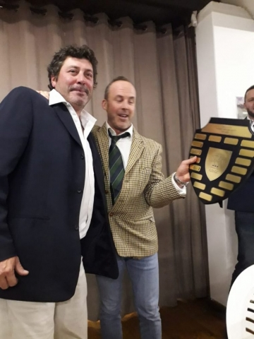 The Spirit of Cricket Award - Rob Frater