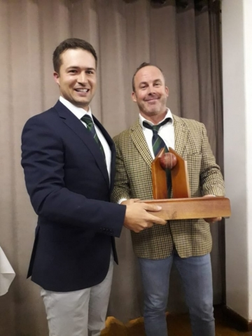 Fielder of the Year - Jonathan Boulton